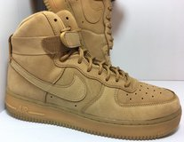 Nike Air Force 1 Flax Wheat 807617-200 Size 7Y in Fort Polk, Louisiana