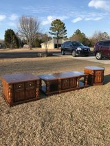 Coffee Table and 2 End Tables in Warner Robins, Georgia