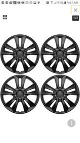 """16"""" brand new blk wheel covers in Lawton, Oklahoma"""