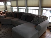 Brand new sectional couch in Shorewood, Illinois