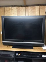 "LG 37"" LCD TV in Plainfield, Illinois"