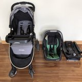 *REDUCED* Recaro Travel System in Okinawa, Japan