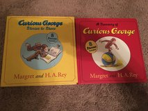 Curious George Hard Cover Books *ppu* in Beaufort, South Carolina