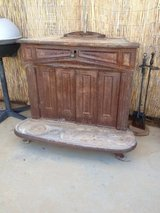 Cast Iron fire place (Rare) ! in Yucca Valley, California