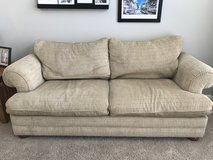 Super Comfy Couch in Yorkville, Illinois