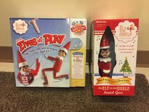 New Elf on the Shelf game & book in Okinawa, Japan