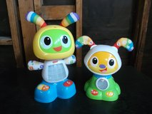 Fisher Price Beatbo and Beat Bow-wow in Temecula, California