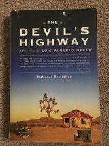 The Devil's Highway Book in Vacaville, California