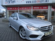 2014 Mercedes E350 LUXURY 4MATIC (AWD) in Spangdahlem, Germany