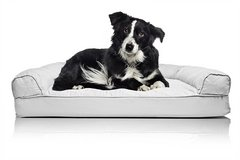 FurHaven Orthopedic Dog Couch - Sofa Pet Bed for Dogs and Cats - Medium in Naperville, Illinois