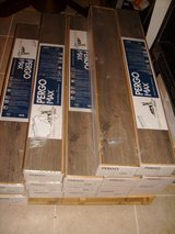 16 box of Pergo MAX Sterling Oak Laminate Flooring 322 sqft total NIB in Fort Campbell, Kentucky