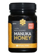 New Zealand Manuka Honey MGO100+ (UMF5+) 500g (New Product) in Okinawa, Japan