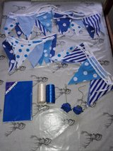 blue party bundle in Lakenheath, UK