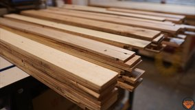 Reclaimed pallet wood, craft wood in Joliet, Illinois