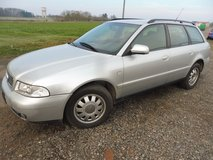 Audi A4 1.9 TDI-DIESEL!! 2000 YEAR! AUTOMATIC NEW INSPECTION! ONLY 2 KM FROM RAMSTEIN AB! in Ansbach, Germany
