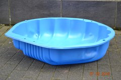 Wading Pool/Sand Box in Ramstein, Germany