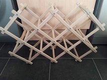 folding wine rack in Lakenheath, UK