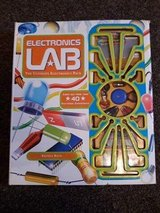 electronics lab in Lakenheath, UK