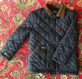 Navy Boys Quilted Coat in Cochran, Georgia
