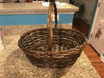 Reduced: Large Wicker Basket in Aurora, Illinois