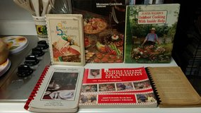 Cookbook lot (6) in Perry, Georgia
