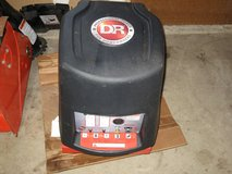 DR Generator, Field & Brush Mower and Snow Thrower Attachment for DR Mower. in Sugar Grove, Illinois