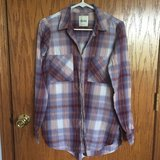 Plaid Button Down Shirt in Glendale Heights, Illinois