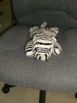 Ty Beanie Buddies White Tiger in Glendale Heights, Illinois