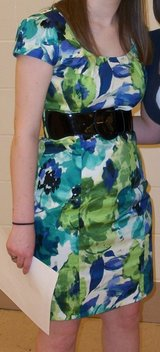 Floral Dress in Plainfield, Illinois