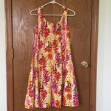 Spring Floral Dress - size 6 in Joliet, Illinois