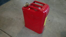 "5 Gallon Steel ""Jerry"" WildFire Fuel Can in Fort Carson, Colorado"