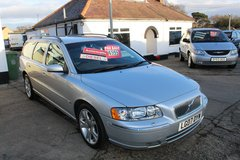 **Volvo V70 SE D5 Automatic Diesel!!** in Lakenheath, UK