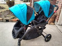 Double Stroller. Contours Elite w. Options in Baytown, Texas