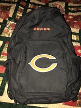 Chicago Bears backpack in Tinley Park, Illinois
