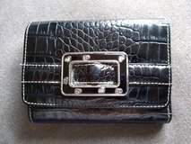 Brighton Wallet. Black, Silver in Baytown, Texas