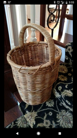 Stair basket in Plainfield, Illinois