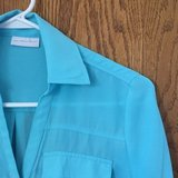 Blue Mercer Shirt - xsmall in Joliet, Illinois