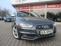 '15 Audi S4 Quattro King of the Autobahn!? in Spangdahlem, Germany