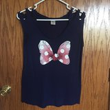 Minnie Mouse Shirt -xsmall in Joliet, Illinois