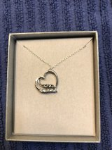 Heart necklace NIB in Sugar Grove, Illinois