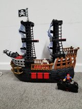 Imaginext Pirate Ship in St. Charles, Illinois