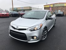 2014 KIA FORTE KOUP SX 2D COUPE 4-Cyl TURBO GDi 1.6 LITER in Fort Campbell, Kentucky