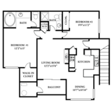 2 Bedroom Condos Available in Nellis AFB, Nevada