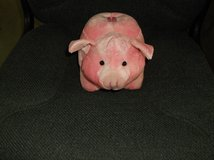 Pink Pig Stuffed Animal Bank in Oswego, Illinois