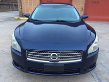 2011 Nissan maxima - Clean Title in Katy, Texas