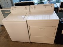 Refurbished Kenmore washer and dryer white delivery/installation/warranty in Bolling AFB, DC