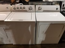 Refurbished whirlpool washer and dryer set warranty/delivery/installation in Bolling AFB, DC