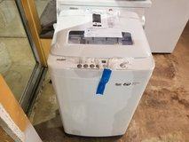 Brand new Haier - 2.1 Cu. Ft. 8-Cycle Top-Loading Washer White 01 yr warranty/delivery/installation in Fort Belvoir, Virginia