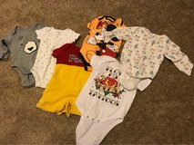 Unisex onesies 3-6 months in Fort Meade, Maryland