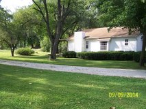 Four Bedroom House on 2.4 Acres for Rent in Newburg School District. Private setting in Fort Leonard Wood, Missouri